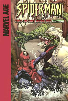 Face-to-face With the Lizard! (Spider-Man), Quantz, Daniel