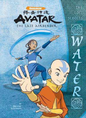 Image for The Lost Scrolls: Water (Avatar: The Last Airbender)