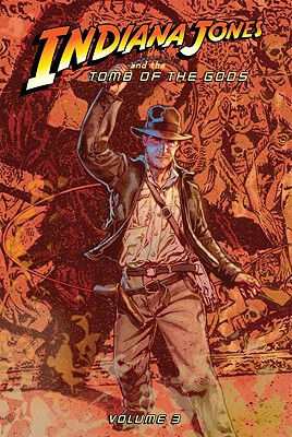 Image for Vol.3 Indiana Jones and the Tomb of the Gods