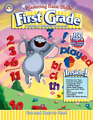 Image for Mastering Basic Skills? for First Grade: Helping Children Succeed!