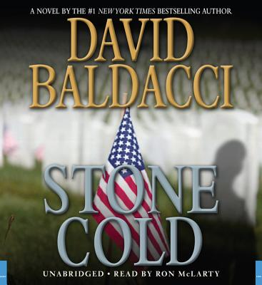 Stone Cold (The Camel Club), David Baldacci