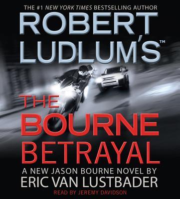 Image for Robert Ludlum's (TM) The Bourne Betrayal (Jason Bourne series)