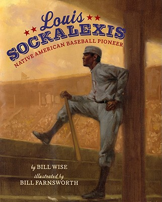 Image for Louis Sockalexis: Native American Baseball Pioneer
