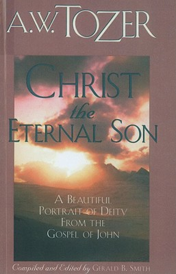 Image for Christ the Eternal Son: A Beautiful Portrait of Deity from the Gospel of John