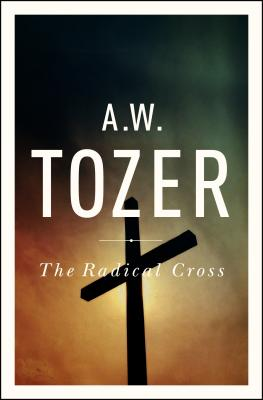 Image for The Radical Cross: Living the Passion of Christ