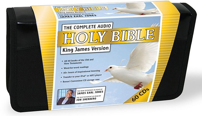 Image for The Complete Audio Holy Bible: King James Version