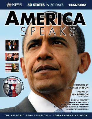 Image for America Speaks: The Historic 2008 Election With Dv