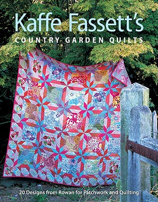 Image for Kaffe Fassett's Country Garden Quilts: 20 Designs