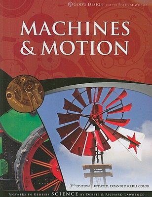 Image for Machines & Motion (God's Design)