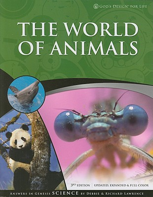 Image for The World of Animals (God's Design for Life)
