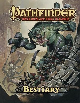 Pathfinder Roleplaying Game: Bestiary 1, Bulmahn, Jason