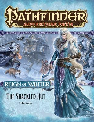 Image for Pathfinder Adventure Path: Reign of Winter Part 2 - The Shackled Hut
