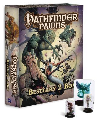 Pathfinder Pawns: Bestiary 2 Box, Bulmahn, Jason