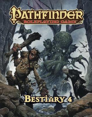 Pathfinder Roleplaying Game: Bestiary 4, Bulmahn, Jason