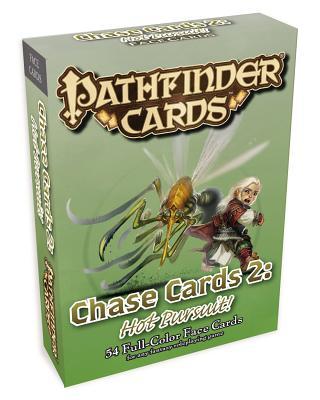 Pathfinder Campaign Cards: Chase Cards 2 - Hot Pursuit!, Bulmahn, Jason