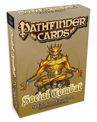 Pathfinder Campaign Cards: Social Combat Deck, Bulmahn, Jason