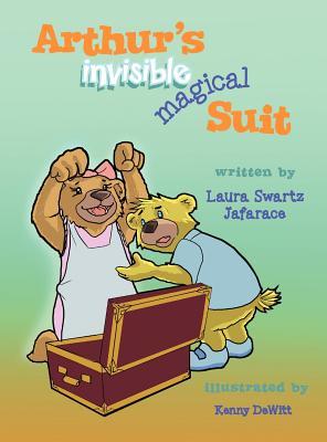 Arthur's Invisible Magical Suit, Jafarace, Laura Swartz
