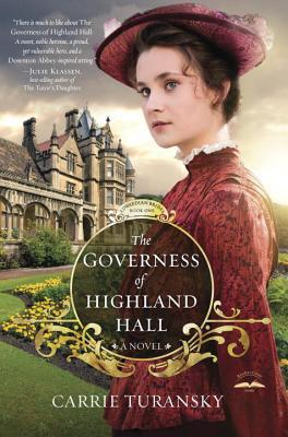 Image for Governess Of Highland Hall (Edwardian Brides V1)