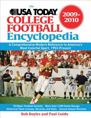 Image for USA TODAY COLLEGE FOOTBALL 2009-2010