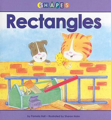 Rectangles (Shapes), Pamela Hall