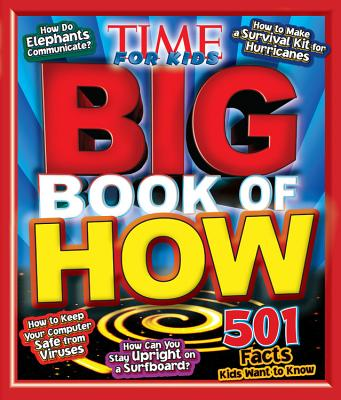 Image for Big Book of HOW (A TIME for Kids Book) (Time for Kids Magazine)