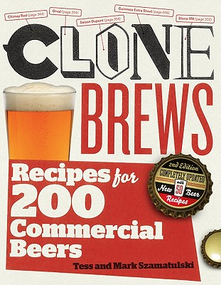 Image for CloneBrews, 2nd Edition: Recipes for 200 Commercial Beers