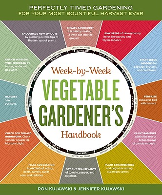WEEK-BY-WEEK VEGETABLE GROWER'S HANDBOOK: MAKE THE MOST OF YOUR GROWING SEASON, KUJAWSKI, JENNIFER