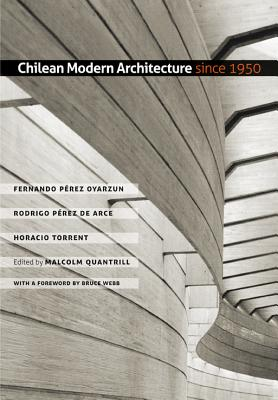 Image for Chilean Modern Architecture since 1950 (Studies in Architecture and Culture)