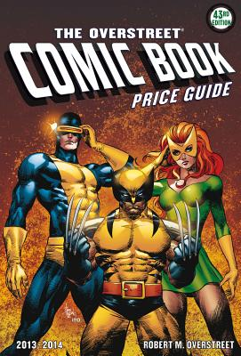 Image for The Overstreet Comic Book Price Guide, Vol. 43