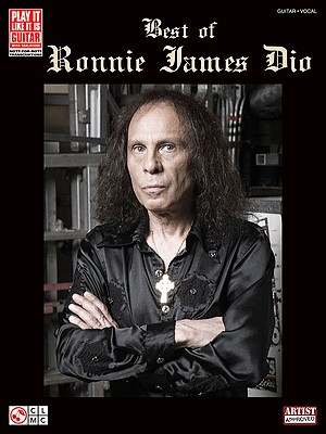 Image for Best of Ronnie James Dio (Play It Like It Is Guitar)