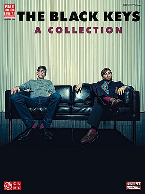 Image for The Black Keys: A Collection (Play It Like It Is, Guitar, Vocal)