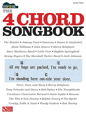 Image for The 4 Chord Songbook: Strum & Sing Series