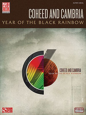 Image for Coheed And Cambria - Year Of The Black Rainbow (Play It Like It Is: Guitar)