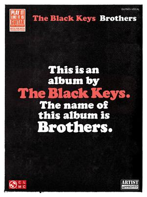 The Black Keys: Brothers (Play It Like It Is Guitar), The Black Keys  (Author)