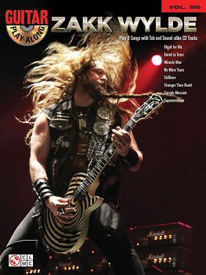 Image for Zakk Wylde - Guitar Play-Along Volume 150 (Book/CD)