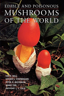 Image for Edible and Poisonous Mushrooms of the World