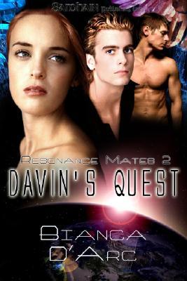 Image for Davin's Quest (Resonance Mates)