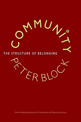 Image for Community: The Structure of Belonging
