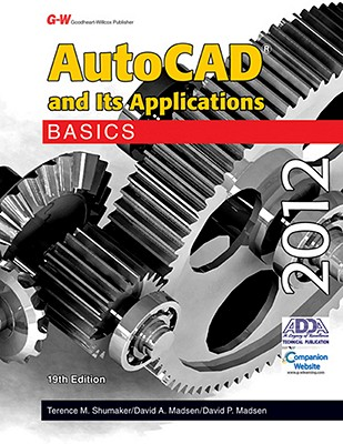 Image for AutoCAD and Its Applications Basics 2012