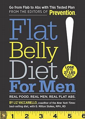Flat Belly Diet For Men, Liz Vaccariello