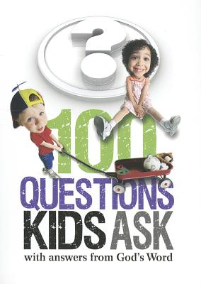 Image for 100 Questions Kids Ask