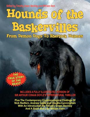 Image for Hounds Of The Baskervilles. From Demon Dogs To Sherlock Holmes: The True Story Of The Beast!