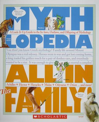 Image for Mythlopedia: All in the Family!