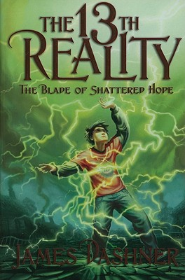 Image for The Blade of Shattered Hope (The 13th Reality)
