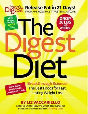 The Digest Diet, Liz Vaccariello