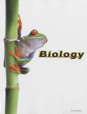 Image for Biology Student Text (10th Grade, 4th Edition) (268078)