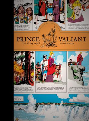 Image for Prince Valiant Vol. 6: 1947-1948