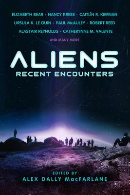 Image for Aliens:  Recent Encounters