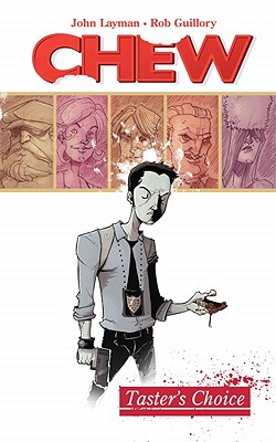 Image for Chew Volume 1: Tasters Choice