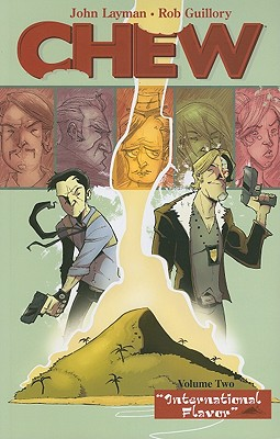 Image for Chew Volume 2: International Flavor